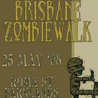 2008 Brisbane Zombie Walk