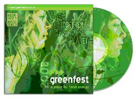 Greenfest Music CD