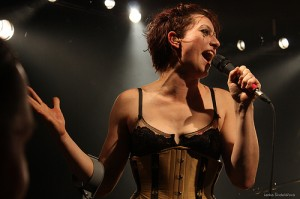 amanda palmer - photo by Lenka Sindelarova