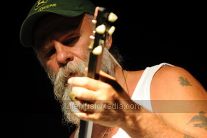 Seasick Steve @ Sunset Sounds