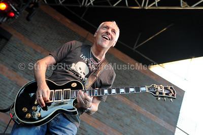 Peter Frampton, Chicago @ Brisbane Riverstage 30 October 2010 – Photo Gallery | Life Music Media