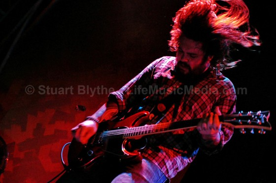 Seether at The Hi-Fi, Brisbane – 7th February 2012