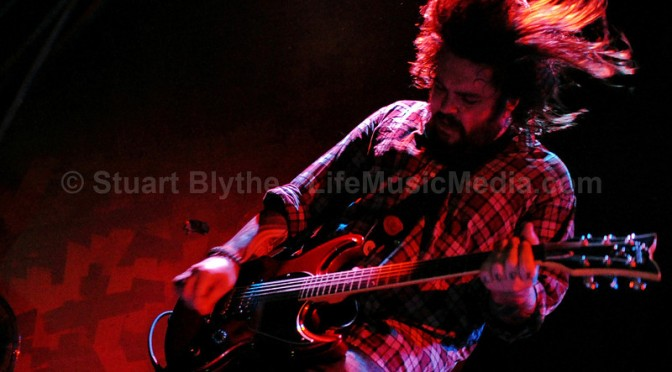 Seether @ The Hi-Fi, Brisbane with Numbers Radio – 7th February 2012 | Photo Gallery