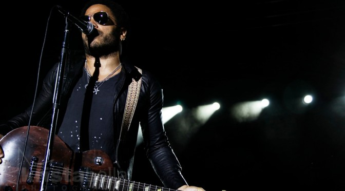 Photo Gallery: Lenny Kravitz, The Cranberries, Wolfmother @ Brisbane Riverstage – 24 March 2012
