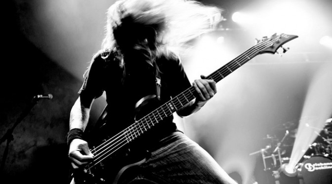 Photo Gallery: Fear Factory @ The Hi-Fi, Brisbane – 26 September 2012