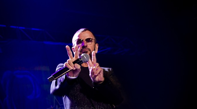 Photos! Ringo Starr and His All Starr Band @ Brisbane Convention & Exhibition Centre – 11 February 2013