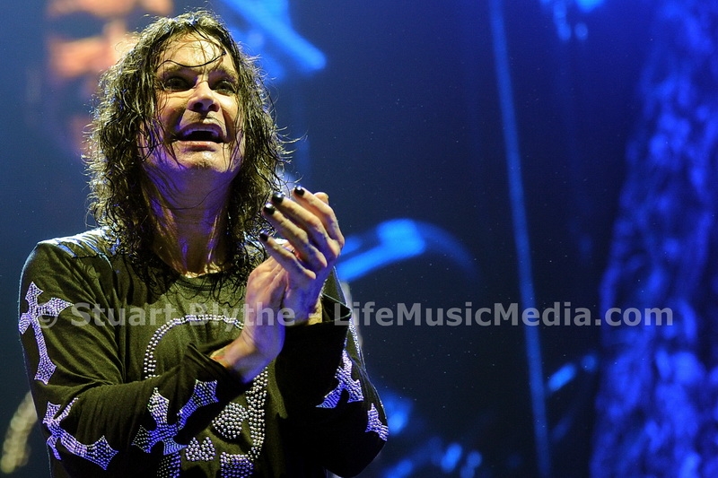 Photos! Black Sabbath + Shihad @ Brisbane Entertainment Centre
