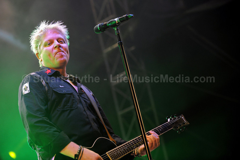 Photo Gallery: The Offspring + Simple Plan @ Vans Warped Tour Australia 2013 - Brisbane - November 29, 2013