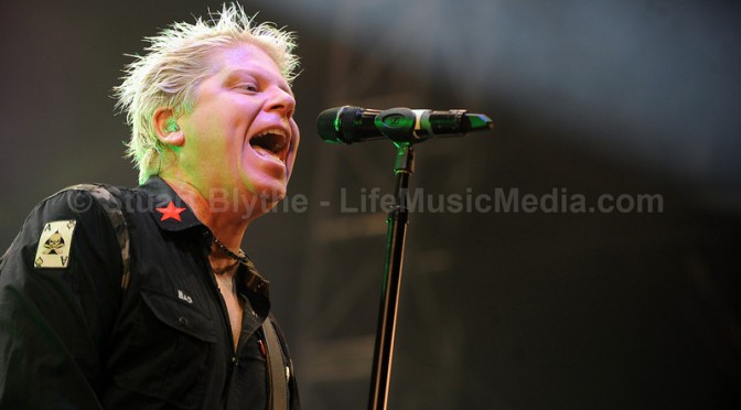 Photo Gallery: The Offspring + Simple Plan @ Vans Warped Tour Australia 2013 – Brisbane – November 29, 2013