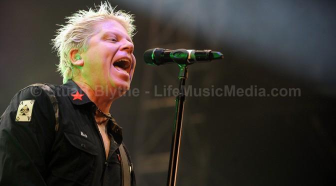 Photo Gallery: The Offspring + Simple Plan @ Vans Warped Tour Australia 2013 – Brisbane – November 29, 2013