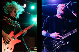 Live Review: Melvins + Helmet + Nunchukka Superfly @ Hi-Fi Bar, Sydney – December 15, 2013