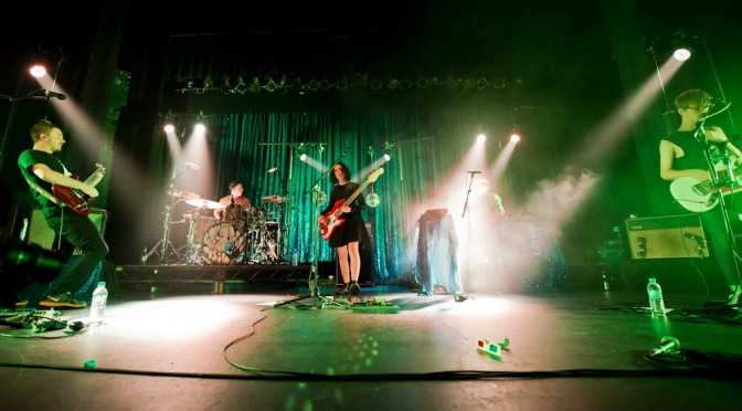 Live Review | Ball Park Music + Millions + Pluto Jonze @ Enmore Theatre, Sydney – September 26, 2014