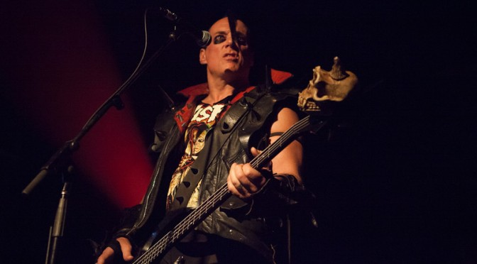 Photo Gallery: MISFITS + Horrorwood Mannequins @ The Factory Theatre, Sydney – January 18, 2014