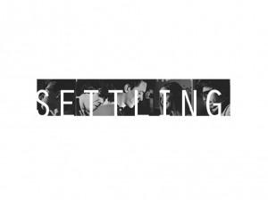 settling