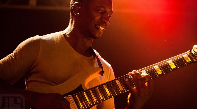 Photos | Animals As Leaders – Metro Theatre, Sydney – February 1, 2014