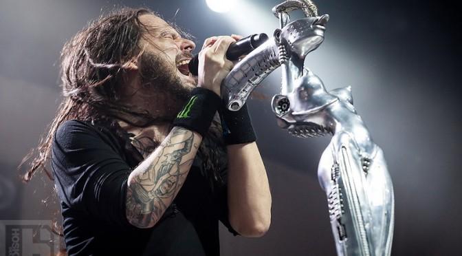 Live Review |  Rob Zombie + Korn + Mushroomhead | Big Top Luna Park, Sydney – February 24, 2014
