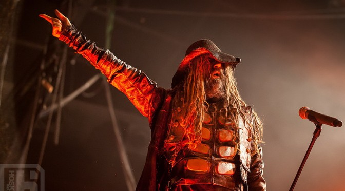 Photo Gallery |  Rob Zombie + Korn + Mushroomhead | Big Top Luna Park, Sydney – February 24, 2014