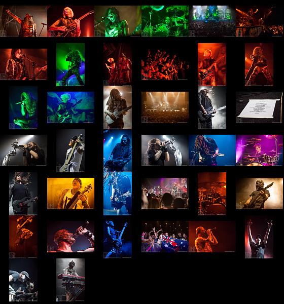 rob zombie-2014-sydney