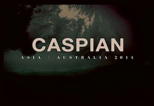 Live Review | Caspian + Meniscus + Hope Drone @ The Tempo Hotel, Brisbane | March 21, 2014