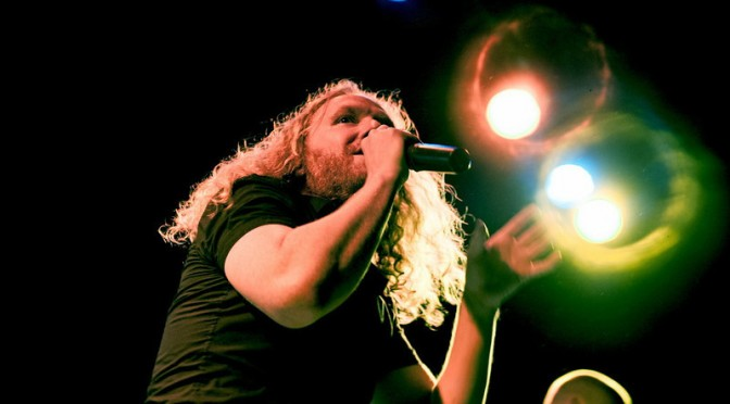 Photo Gallery | Dark Tranquillity @ The Hi-Fi, Brisbane | March 28, 2014