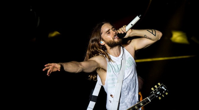 Photo Gallery | Thirty Seconds To Mars @ Brisbane Riverstage | March 30, 2014
