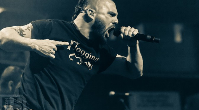 Live Review | Killswitch Engage + Kill Devil Hill @ UNSW Roundhouse, Sydney | April 12, 2014