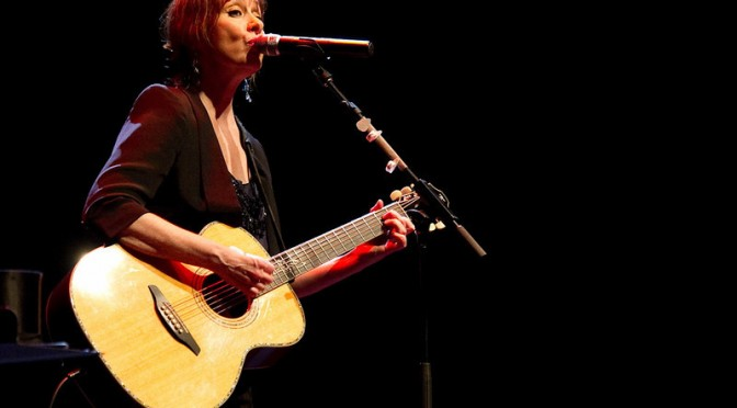 Photo Gallery | Suzanne Vega + Seth Lakeman @ Brisbane Powerhouse | April 15, 2014