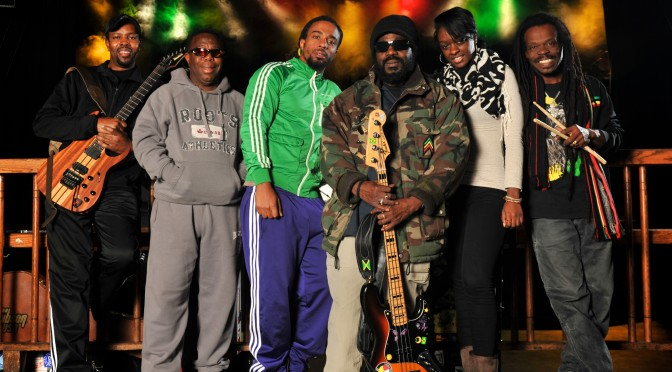 Live Review | The Wailers + Sly & Robbie & the Taxi Gang with Bitty Mclean @ Enmore Theatre, Sydney | April 19 2014