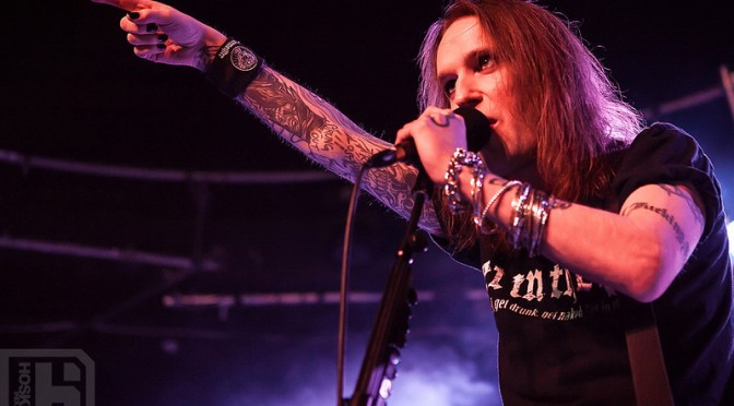 Live Review | Children of Bodom @ Hi-Fi Bar, Sydney | May 9, 2014
