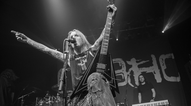 Photo Gallery | Children of Bodom + Emergency Gate + Eye of The Enemy @ The Hi-Fi, Brisbane | May 10, 2014