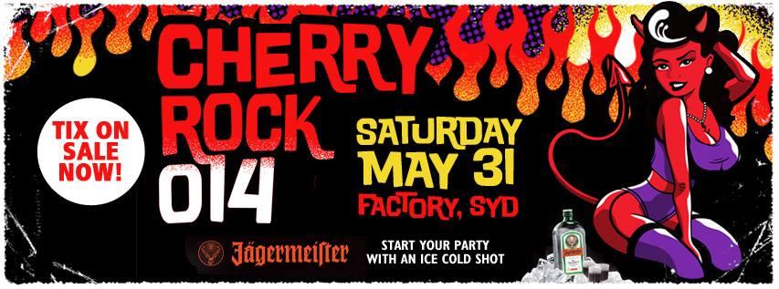 cherryrock sydney