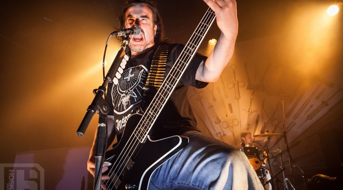 Photo Gallery | Carcass + Tortured @ Metro Theatre, Sydney – June 14, 2014