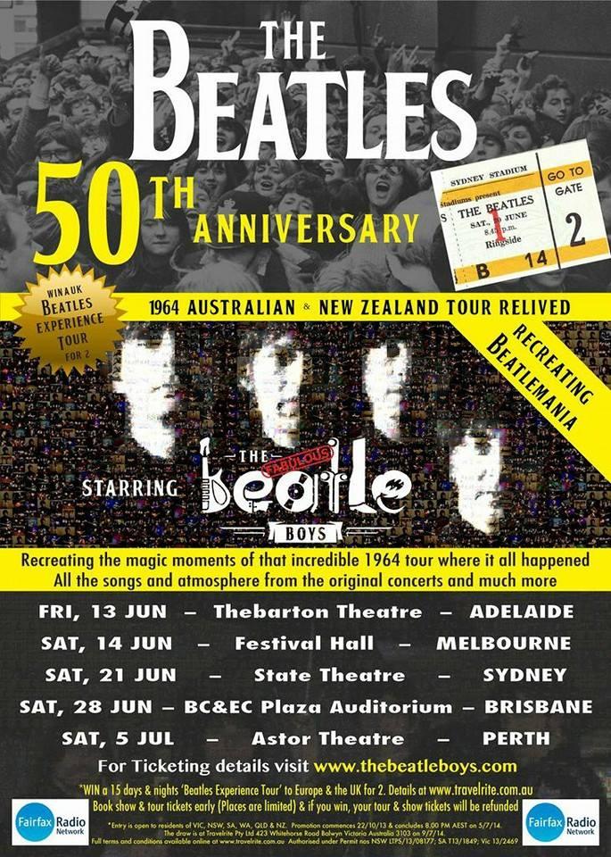 Beatle Boys