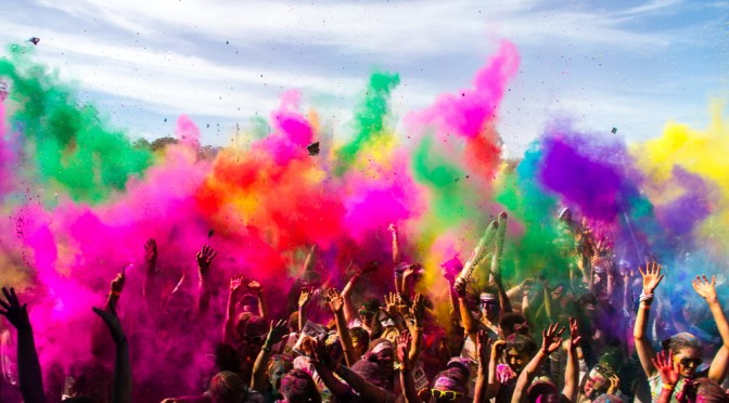 Photo Gallery | The Color Run Brisbane 2014