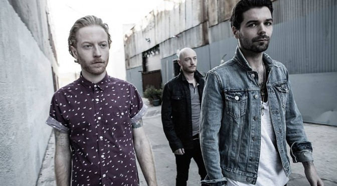Interview with BIFFY CLYRO bassist James Johnston