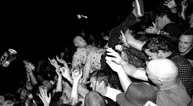 Photo Gallery   The Bronx @ The Metro Theatre, Sydney – June 20, 2014
