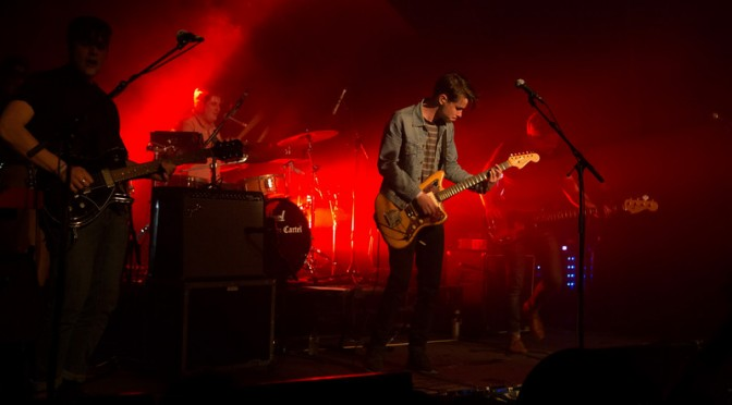 Photo Gallery | The Holidays + Thief @ The Hi-Fi, Melbourne – July 4, 2014