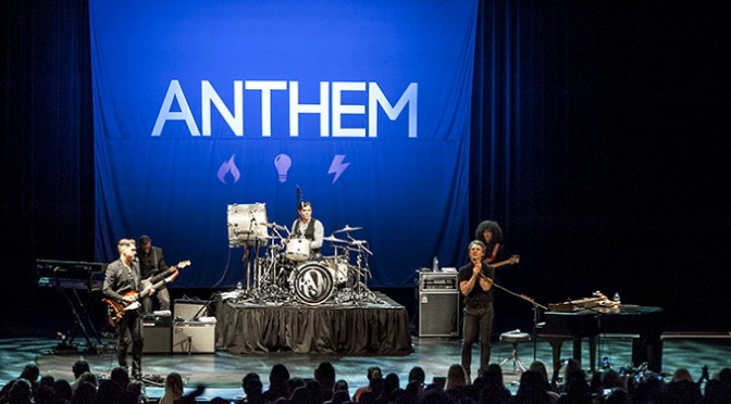Photo Gallery | Hanson + Adam Martin @ Palais Theatre, Melbourne – August 9, 2014
