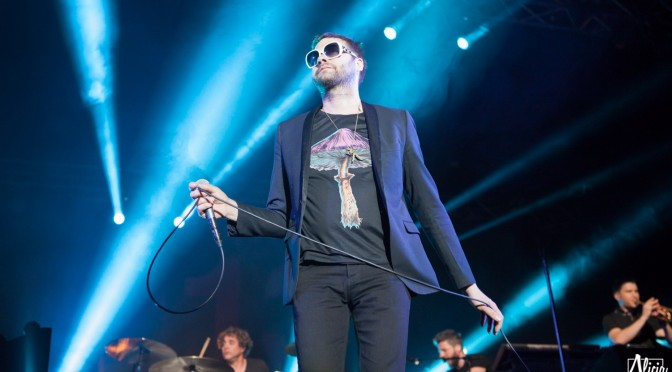 Photo Gallery | Kasabian + The Delta Riggs @ Hordern Pavilion, Sydney | August 10, 2014