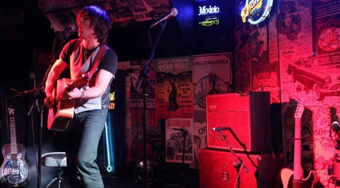Live Photos + Review | Tim Hulsman @ Frankie's Pizza By The Slice, Sydney – July 30, 2014