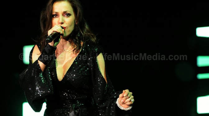 Live Review | Tina Arena @ Brisbane Convention Centre – August 24, 2014