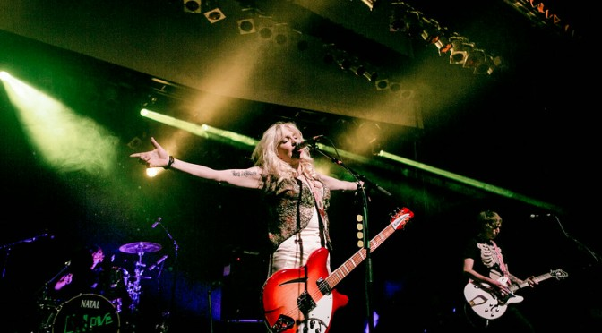 Photo Gallery + Live Review | Courtney Love @ Newcastle Panthers – August 22, 2014