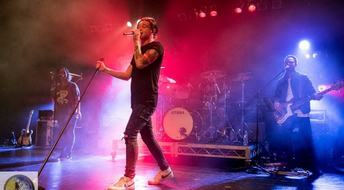 "Photo Gallery | Reece Mastin ""Wolf in the Woods"" Tour @ Newcastle Panthers – September 26, 2014"
