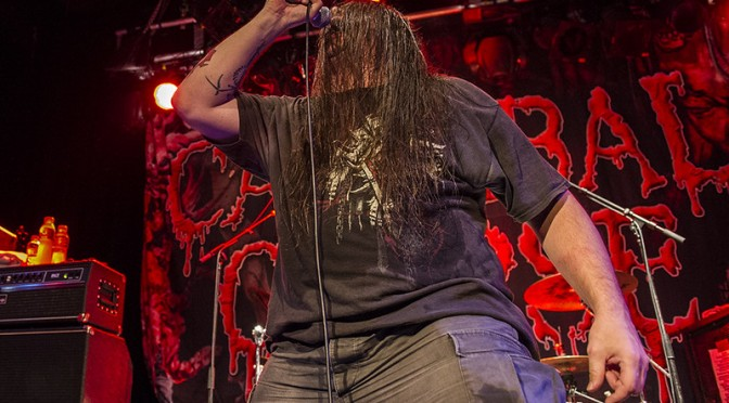 Photo Gallery | Cannibal Corpse + Hour of Penance @ The Hi-Fi, Brisbane | September 13, 2014