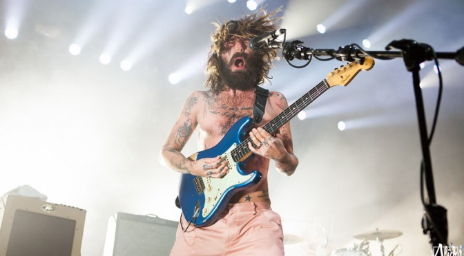 Photo Gallery | Biffy Clyro + Calling All Cars @ Enmore Theatre, Sydney – September 5, 2014