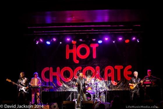 Hot Chocolate @ Wests New Lambton