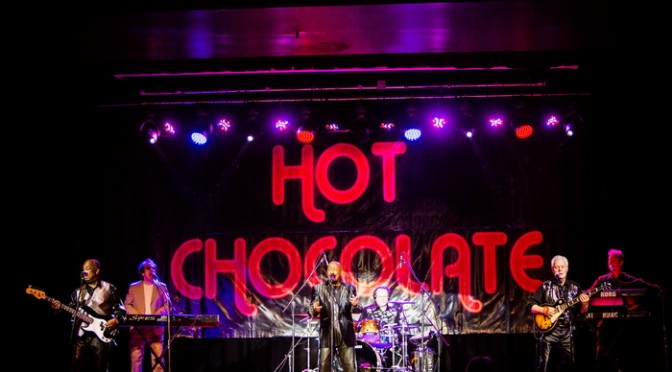 Live Review | Hot Chocolate at Wests New Lambton – October 15, 2014