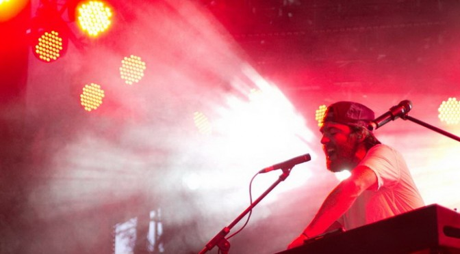 Listen Out Festival 2014, Brisbane