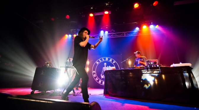 Photo Gallery | Allday + Remi + Baro at The Metro Theatre, Sydney – October 10, 2014