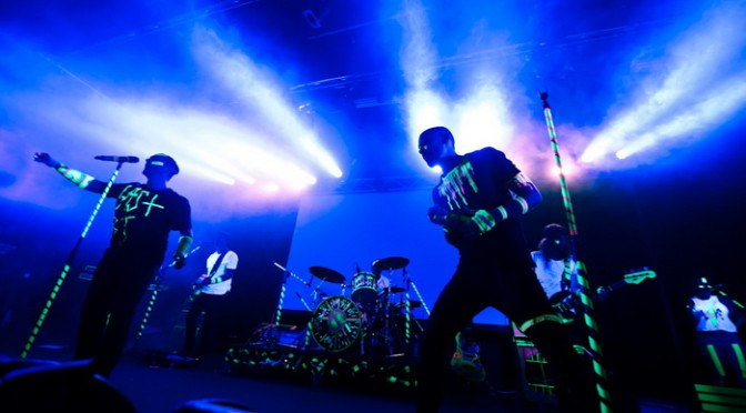 Photo Gallery | Bluejuice @ The Metro Theatre, Sydney – October 26, 2014
